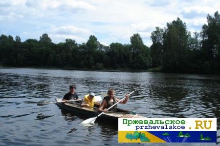 Водный маршрут «Смоленская